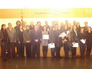61 Empreses I Entitats D'Osona Han Renovat El Certificat SICTED.