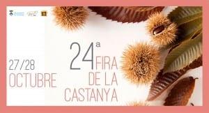 Viladrau Celebra La Fira De La Castanya