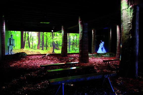 15.03.2013, ViladrauEspai Montseny. Centre d'interpretació de bruixes i bandolers.foto: Jordi Play
