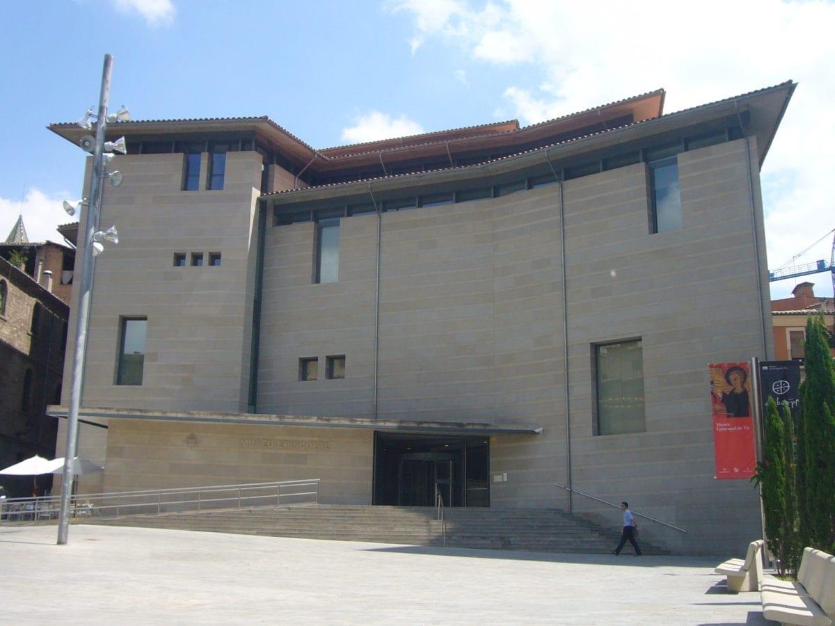 Museu_Episcopal_de_Vic_-_façana