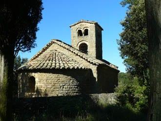 Sant Andreu de Llanars (Prats de Lluçanès)