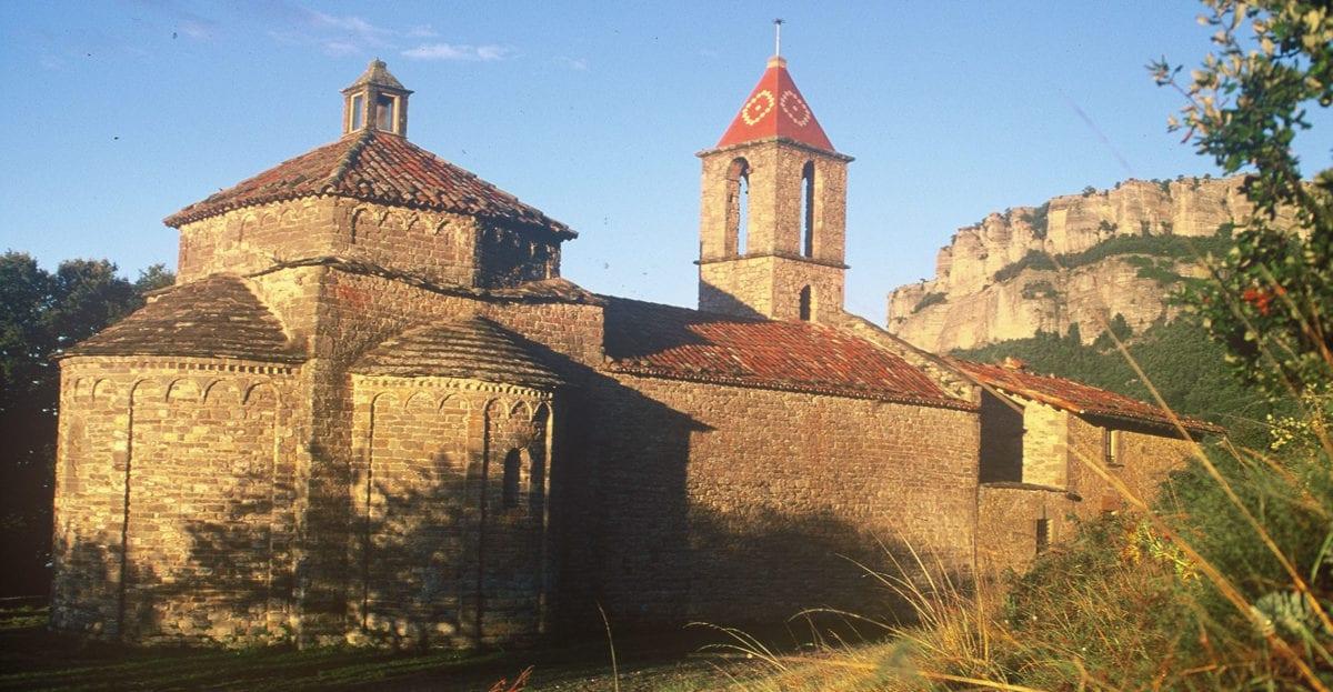 Sant Joan de Fàbregues (Rupit i Pruit)