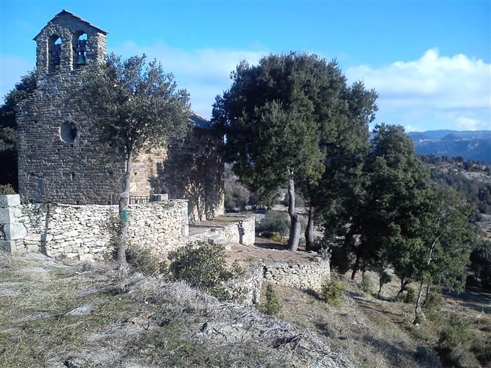 Sant Miquel de Sorerols (Tavertet)