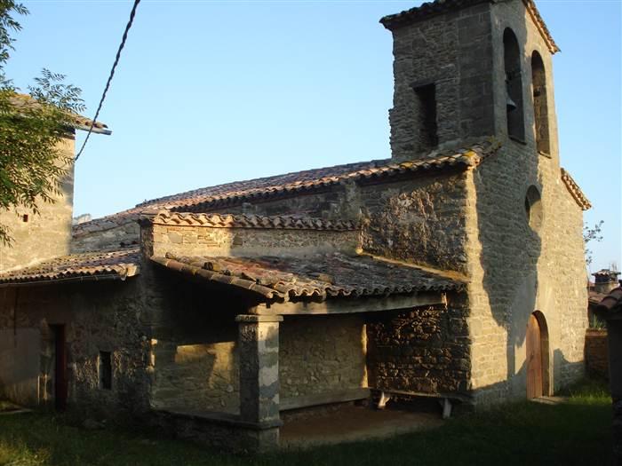 Sant Julià de Cabrera (L'Esquirol)