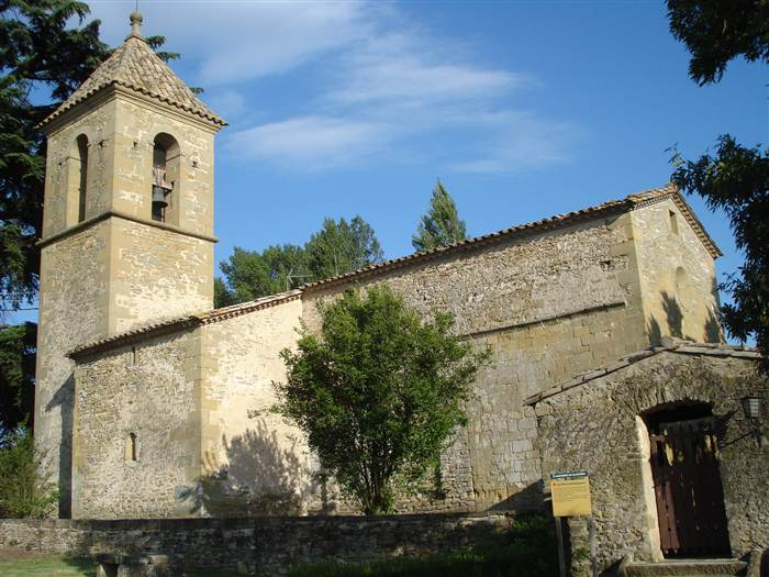 Sant Martí de Riudeperes (Calldetenes)