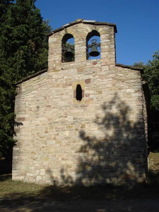 Sant Quirze de Subiradells (Taradell)