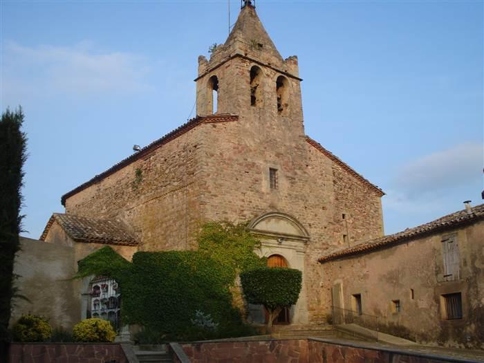 Santa Maria de Vilanova de Sau