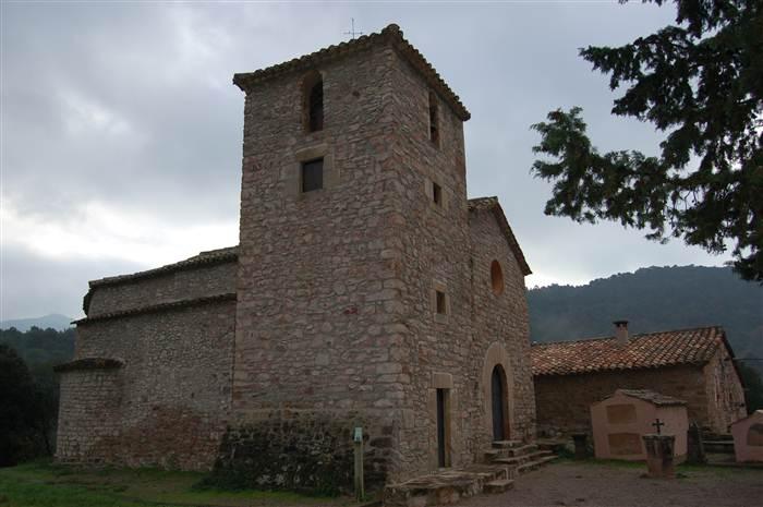 Sant Pere de Valldaneu (Sant Martí de Centelles)