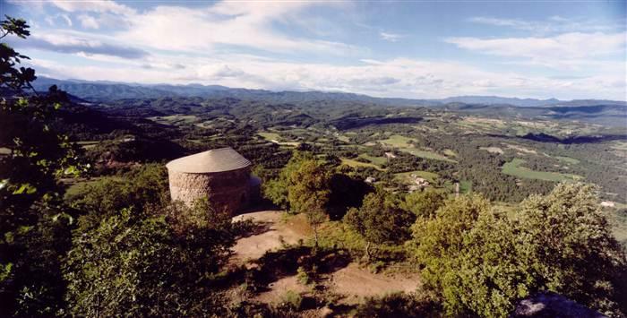 Sant Vicenç del Castell de Lluçà