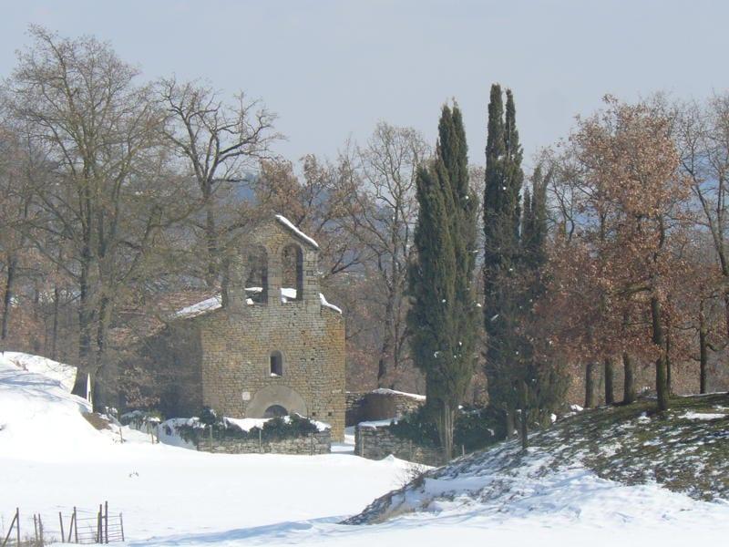 Sant Llorenç Dosmunts (Rupit i Pruit)