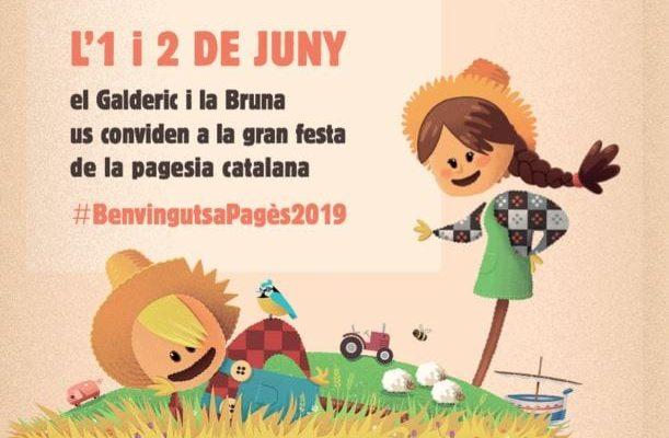 'Benvinguts A Pagès': Torna La Gran Festa De La Pagesia Catalana, Amb 10 Explotacions Osonenques
