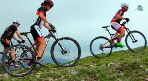 "La Ruta ""Tracks Del Diable"" Al Programa Planeta Bike De Canal+"