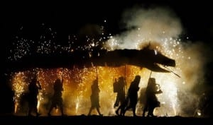 Festa Del Serpent De Manlleu