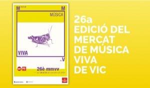 No Et Pots Perdre El Mercat De Música Viva De Vic