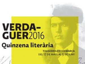 Us Agrada La Literatura? No Us Perdeu La 'Quinzena Literària Verdaguer', Acte Inclòs A La Campanya 'Osona, Camins D'art'