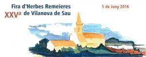 La Fira D'herbes Remeieres I De Productes Artesans De Vilanova De Sau Celebra La Seva 25ena Edició El Proper 5 De Juny