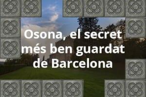 La Nova Campanya: 'Osona, El Secret Més Ben Guardat De Barcelona' Aposta Per Les Propostes De Turisme De Qualitat, Sostenible I Slow Per A Aquest Estiu