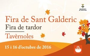 Tavèrnoles Celebra Una Nova Edició De La Fira De Sant Galderic Amb Activitats Per A Tota La Família