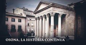 La Influència Del Període Romà Amb 'Osona La Història Continua'