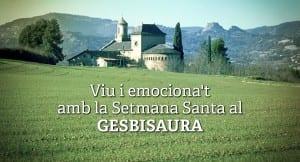 Viu I Emociona't Amb La Setmana Santa Al Gesbisaura