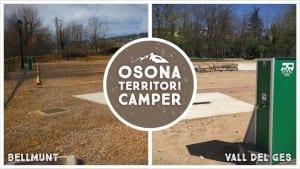 Darrers Dies De Les Vacances? Aprofiteu-los A La Vall Del Ges I Bellmunt Amb La Vostra Autocaravana