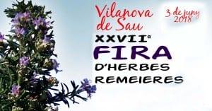 Descobreix Les Herbes Remeieres A La XXVII Fira D'Herbes Remeieres I Productes Artesans De Vilanova De Sau