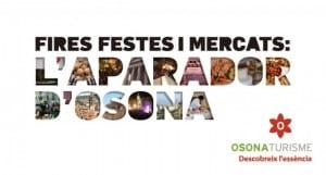 'L'aparador D'Osona': Un Octubre Ple De Fires, Festes I Mercats