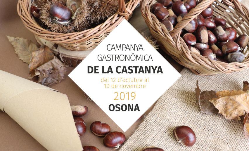 La 'Campanya Gastronòmica De La Castanya' Ja és Aquí!