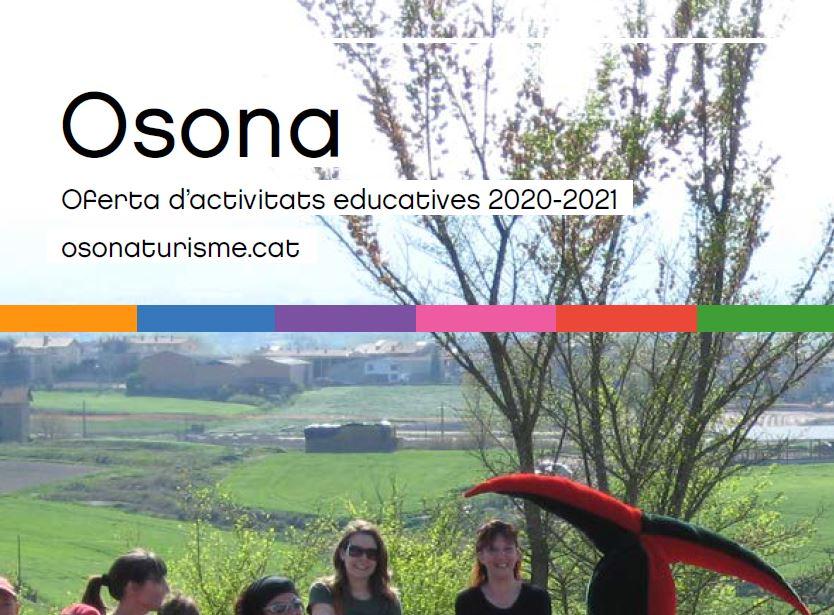 Un Any Més Osona Turisme Publica El Recull D'oferta Educativa
