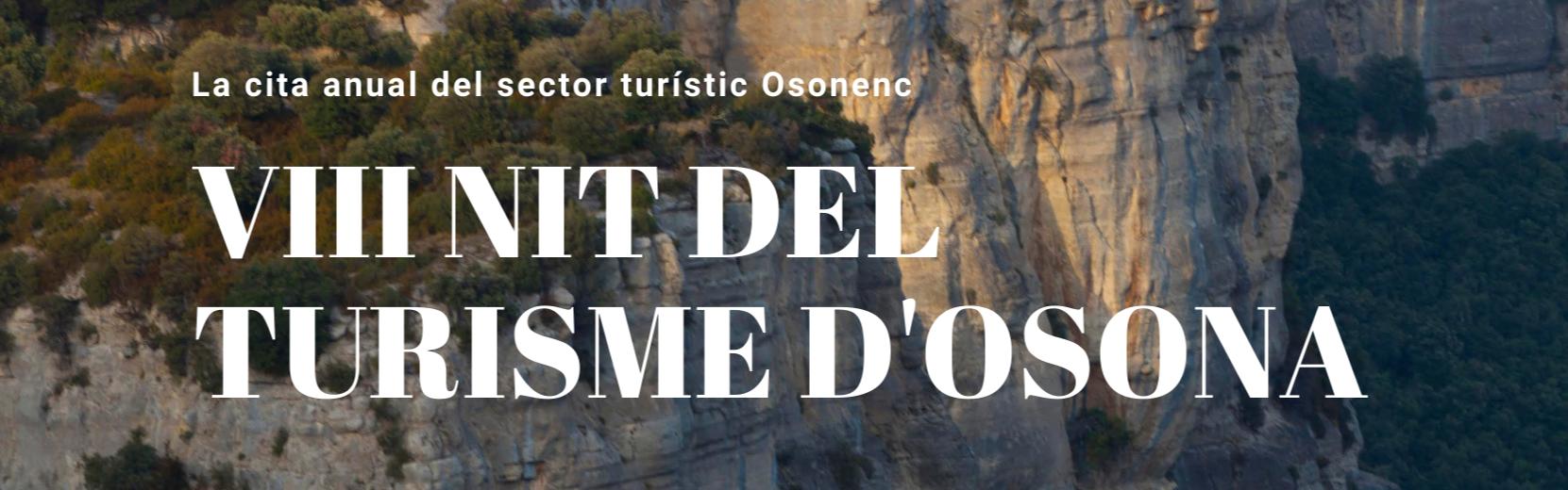 LA NIT DEL TURISME D'OSONA CELEBRA LA SEVA VIII EDICIÓ