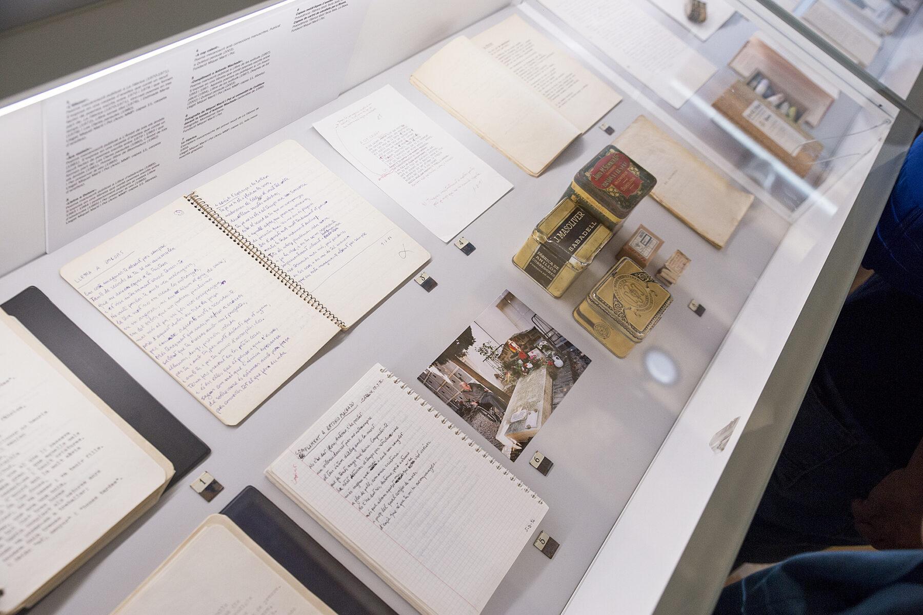 Exposició a museu