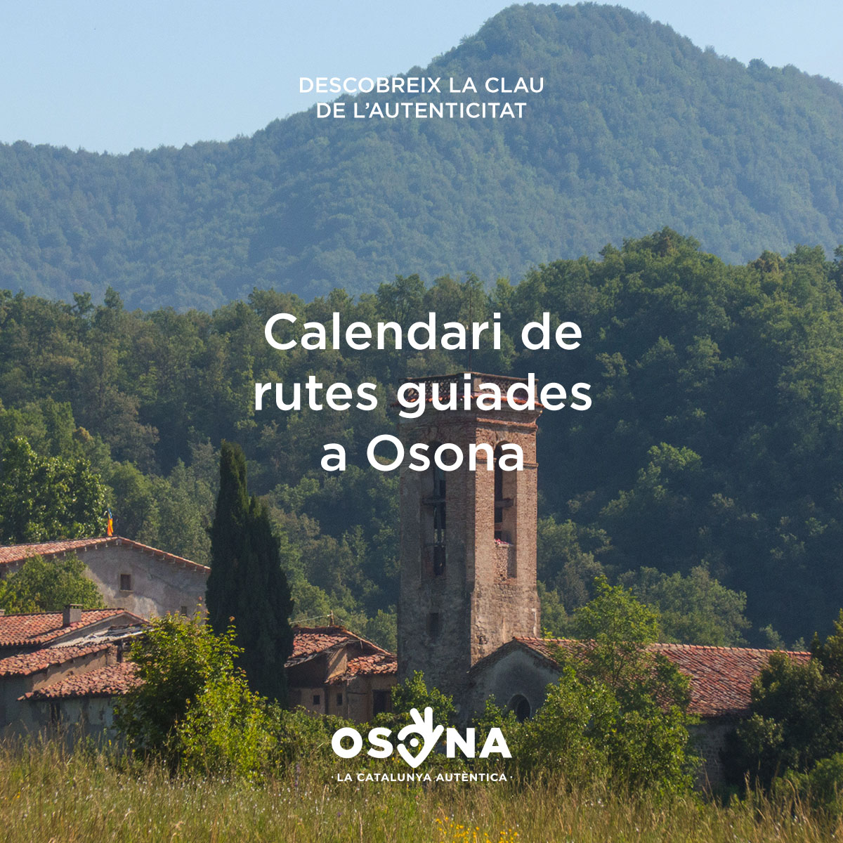 Calendari De Rutes Guiades A Osona