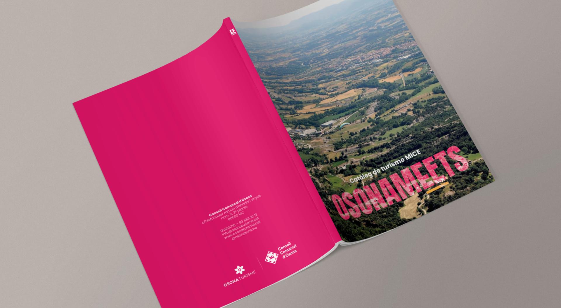 Entrega De Premis Per La Creació De La Marca I El Disseny De Turisme MICE (turisme De Negocis) A Osona