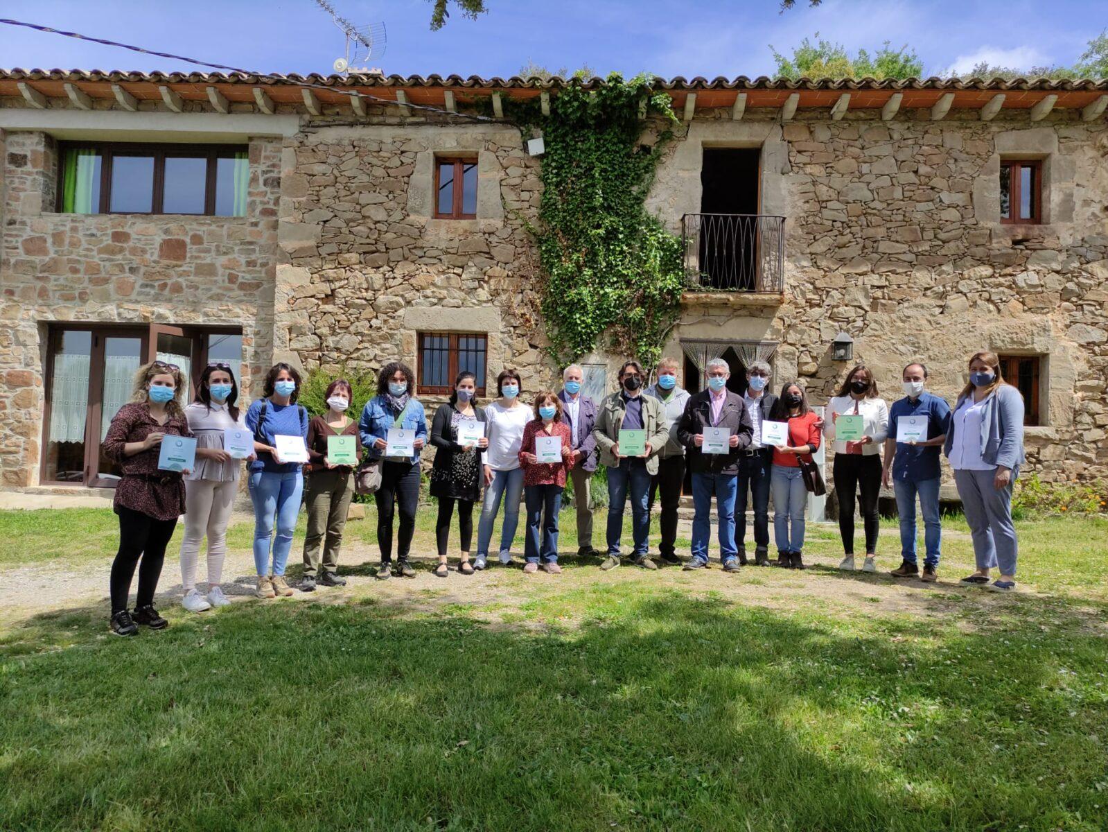 ELS AGENTS TURÍSTICS D'OSONA CONSOLIDEN L'APOSTA PER LA SOSTENIBILITAT TURÍSTICA A LA COMARCA